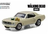 1:64 - FORD MUSTANG COUPE 1967 THE WALKING DEAD - CALIFORNIA COLLECTIBLES SERIE 3