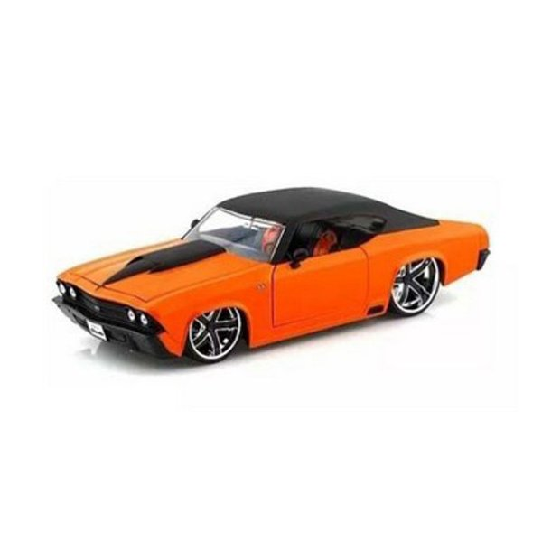 CHEVROLET CHEVELLE SS 454 SPORT - SPECIAL EDITION (1971, (1:18)