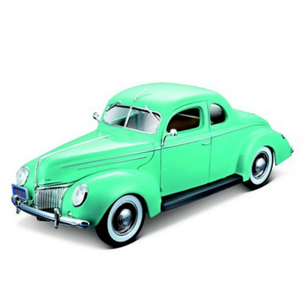 FORD DELUXE  - SPECIAL EDITION (1939, (1:18)
