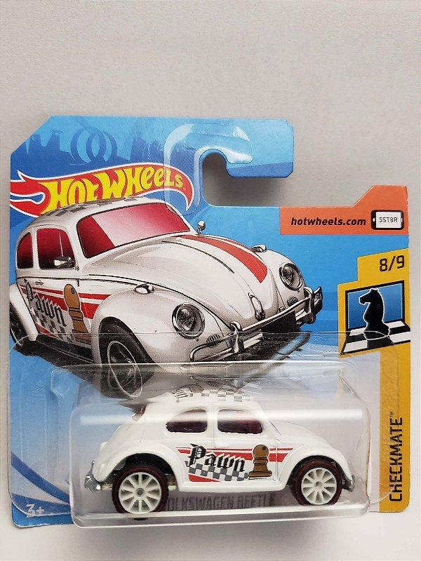 1:64 VW FUSCA BRANCO