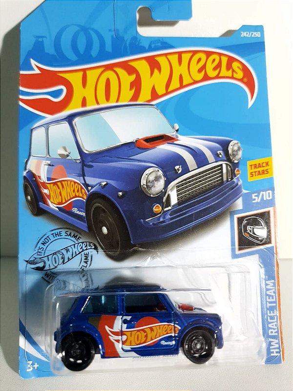 Miniatura Morris Mini - Hot Wheels - HW Race Team #5