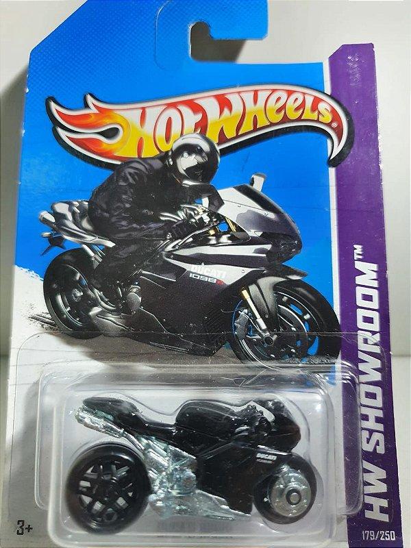 Miniatura Ducati 1098R - Hot Wheels - HW Showroom #179