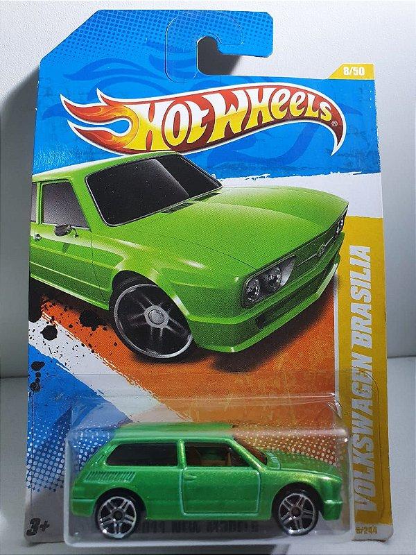 Miniatura Volkswagen Brasilia - Hot Wheels - New Models #8