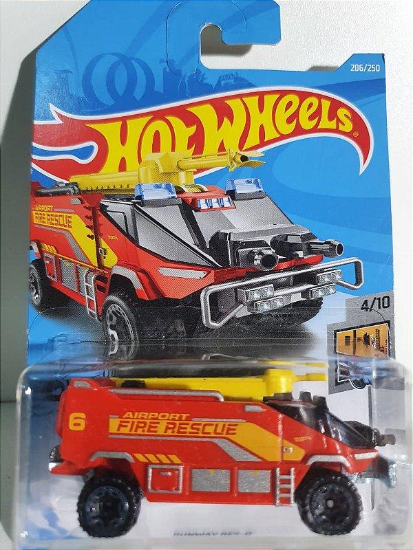 Miniatura Runway Res-q - Hot Wheels - HW Metro #206
