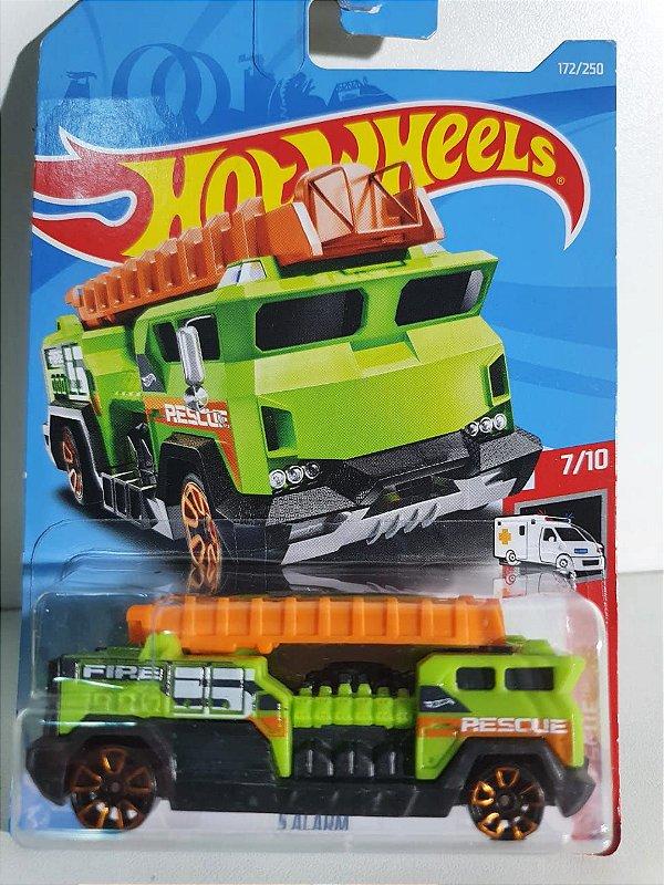 Miniatura 5 Alarm - Hot Wheels - HW Rescue #112