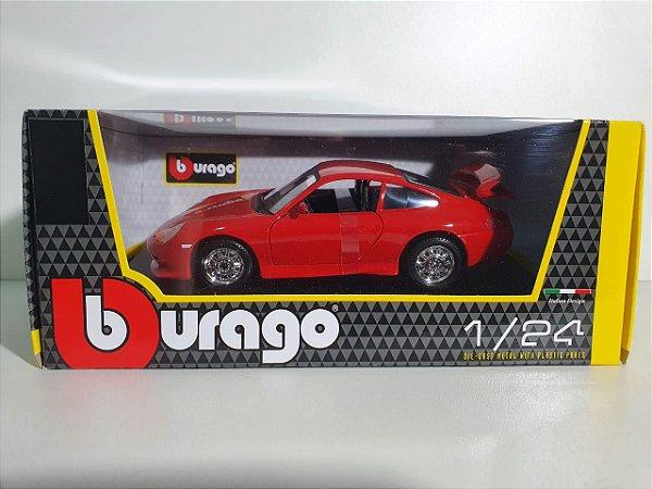 Miniatura Porsche GT3 - Escala 1/24 - Burago