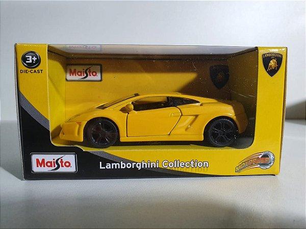 Miniatura Lamborghini Gallardo - Escala 1/43 - Maisto
