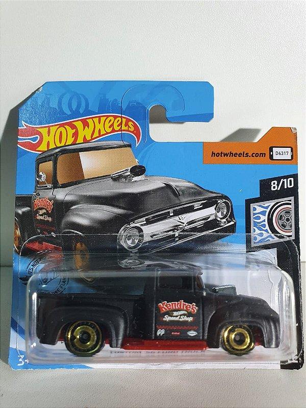 Miniatura Ford Truck Custom 56 - Hot Wheels - Rod Squad