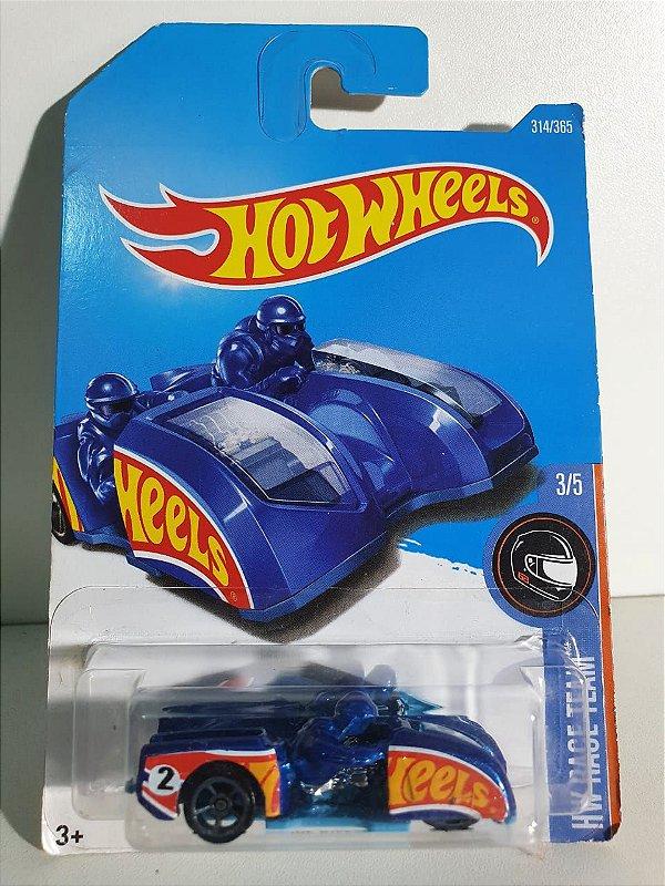 Miniatura Side Ripper - Hot Wheels - HW Race Team