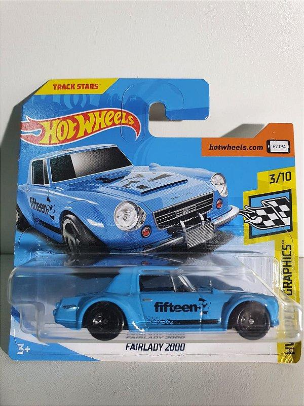 Miniatura Fairlady 2000 - Hot Wheels