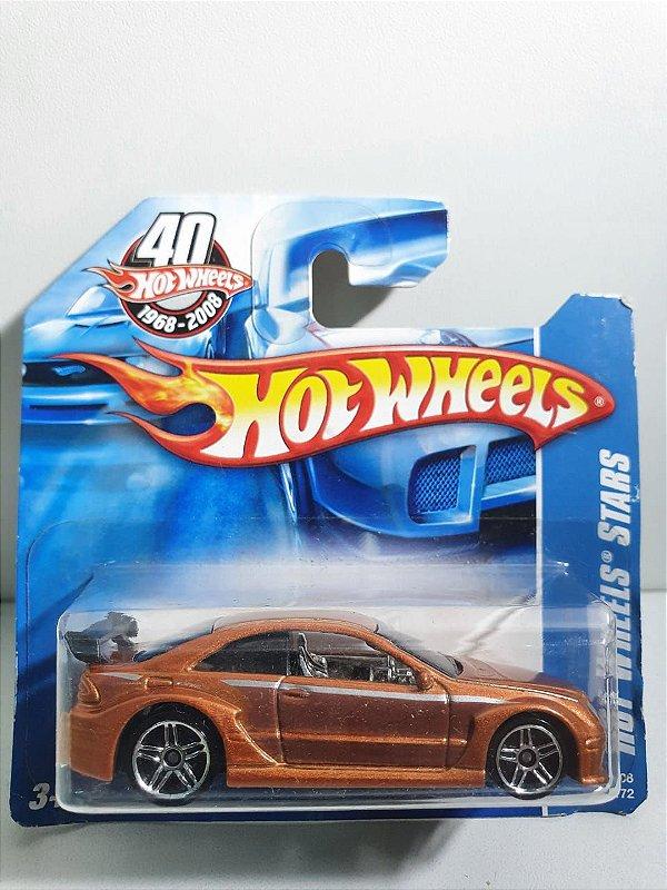 Miniatura Hot Wheels - Mercedes AMG CLK DTM - Hot Wheels Stars