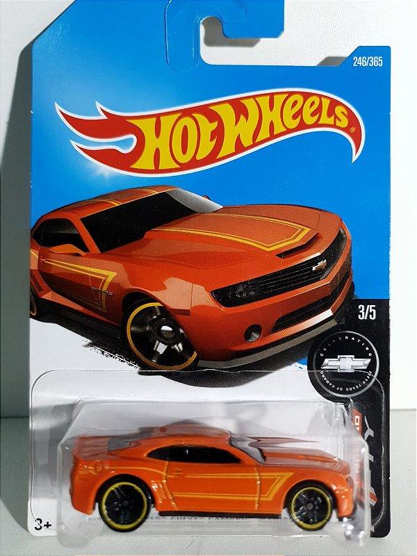 Miniatura Hot Wheels - Chevy Camaro Special Edition