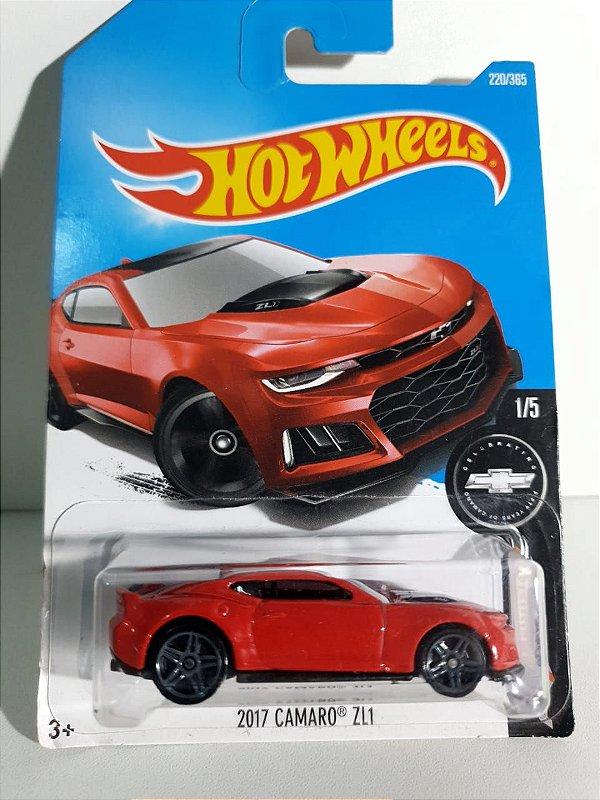 Miniatura Hot Wheels - Camaro ZL1 2017