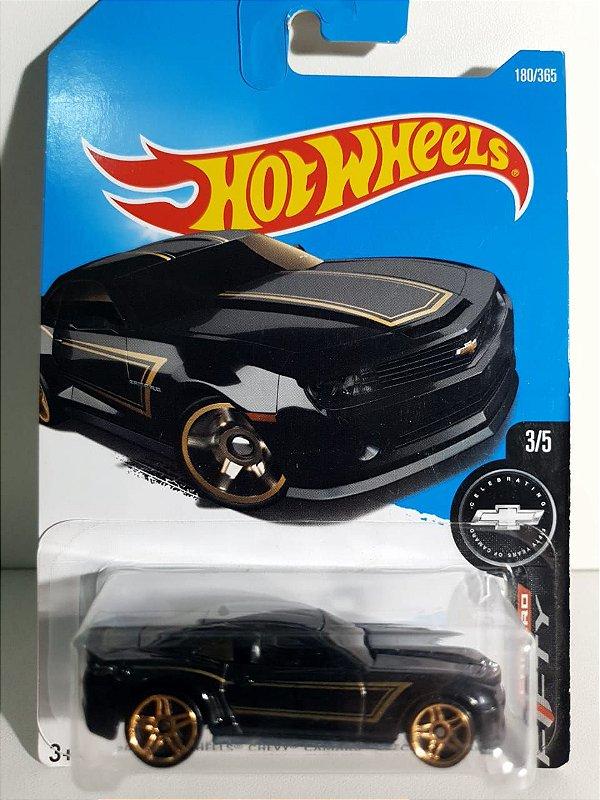 Miniatura Hot Wheels - Chevy Camaro 2013 Special Edition