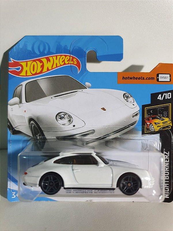 Miniatura Hot Wheels - Porsche Carrera 1996 - Nightburnerz