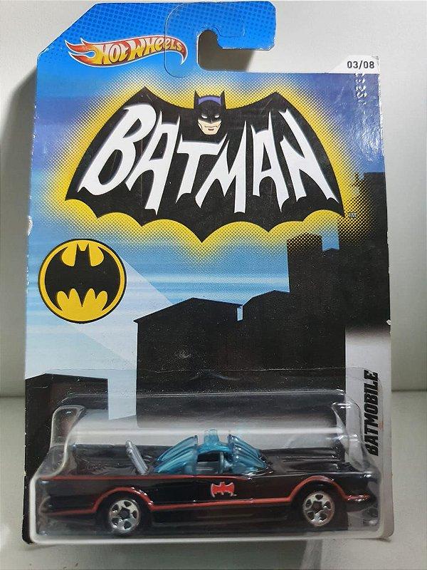 Miniatura Hot Wheels - Batman Série TV Anos 60