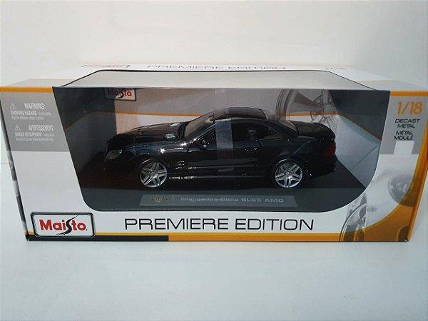 Miniatura Mercedes Benz SL65 AMG - Premiere Edition - Maisto