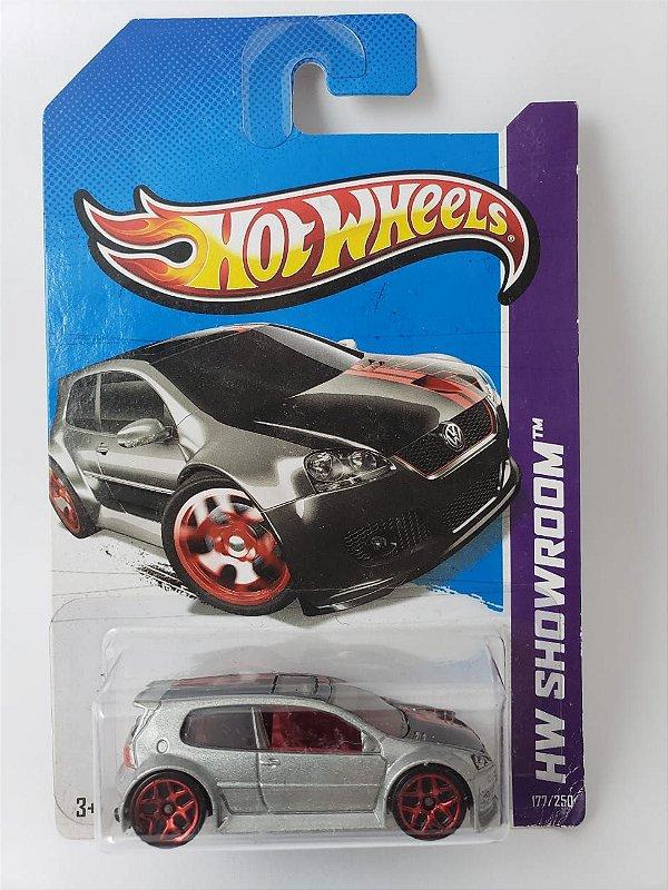 Miniatura Hot Wheels - Volkswagen Golf GTI - HW Showroom 177