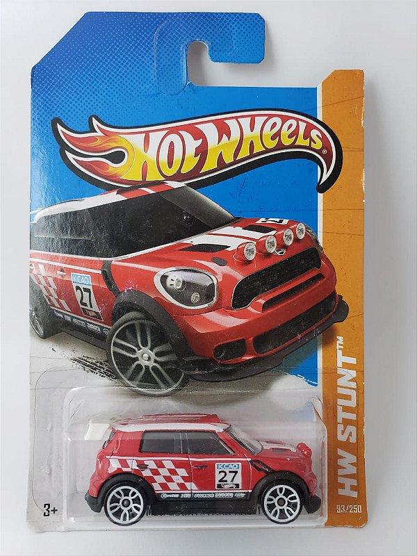 Miniatura Hot Wheels - Mini Cooper - Countryman Rally H3
