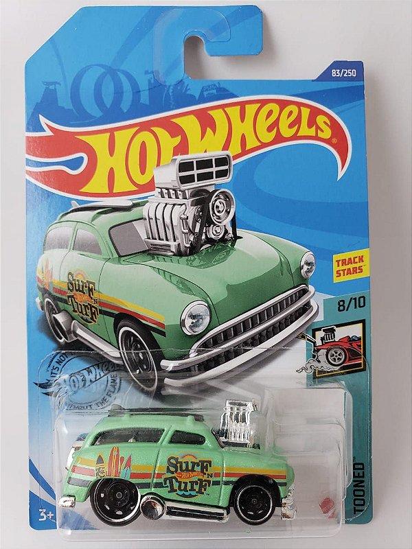 Miniatura Hot Wheels - Surf'n Turf - Tooned - 8/10