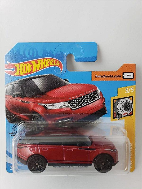 Miniatura Hot Wheels - Range Rover Velar - HW Turbo