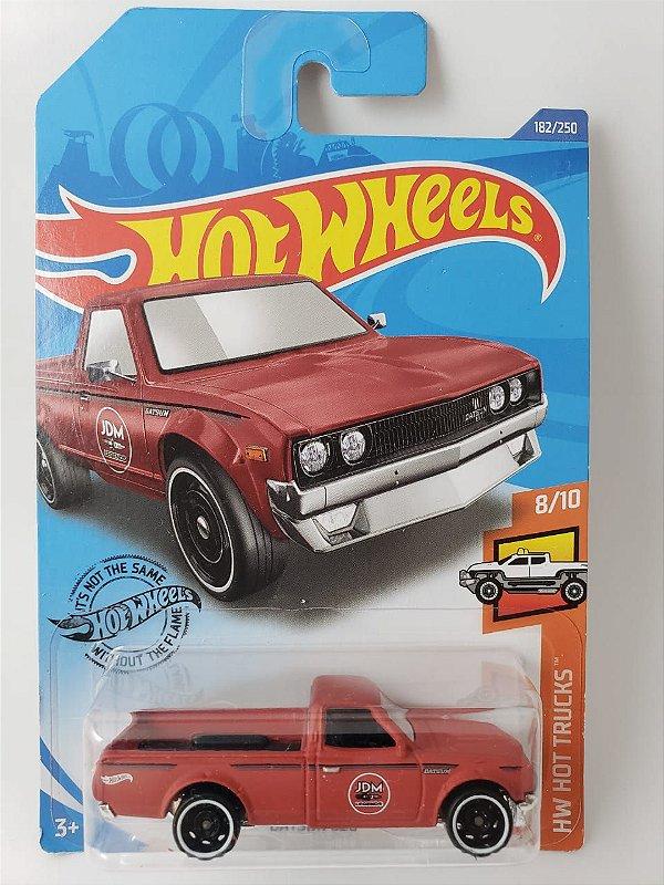 Miniatura Hot Wheels - Datsun 620 - HW Hot Trucks
