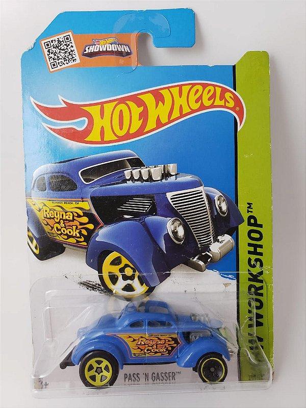 Miniatura Hot Wheels - Pass 'n Gasser - HW Workshop