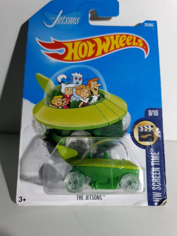Miniatura Hot Wheels - The Jetsons - HW Screen Time