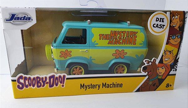 Miniatura Van Scooby Doo - Jada - Escala 1/32 Aprox. 16cm
