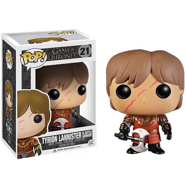 Pop Funko! Game Of Thrones Tyrion Lannister C/ Cicatriz 21