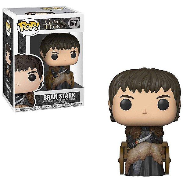 Pop Funko! Game Of Thrones Bran Stark C/ Cadeira de Rodas 67