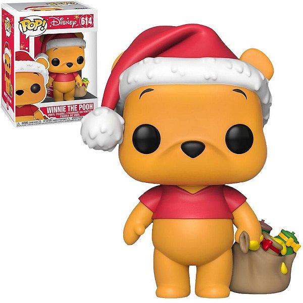 Pop Funko! Disney Ursinho Pooh Pooh Holiday Winnie Cód. 614