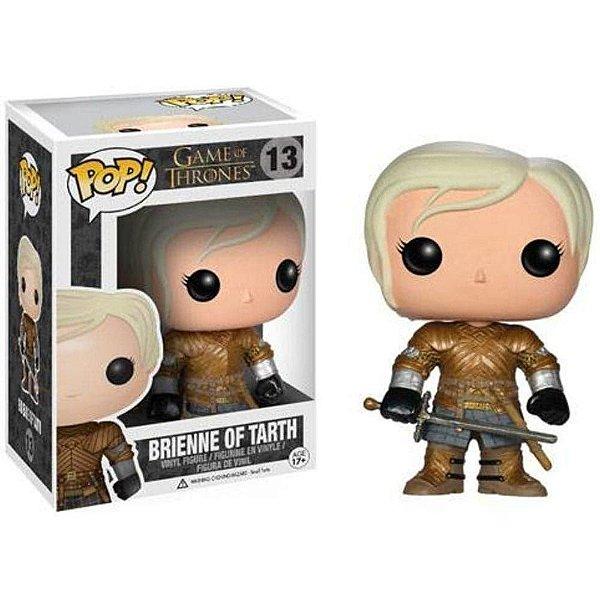 Pop Funko! Game Of Thrones Brienne of Tarth C/ Espada 13