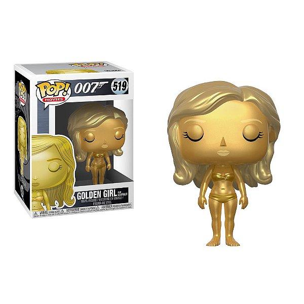 Boneco Pop Funko! - 007 James Bond Golden Girl - Cód. 519