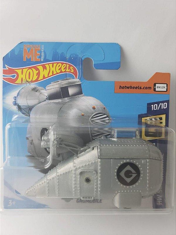 Miniatura Hot Wheels - Grumobile - Meu Malvado Favorito