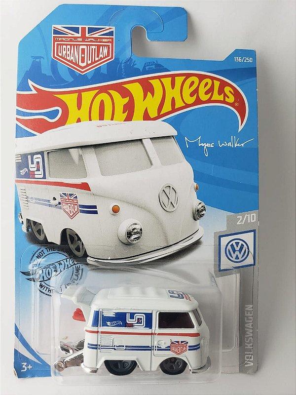 Miniatura Hot Wheels - Volkswagen Kool Kombi - Tooned