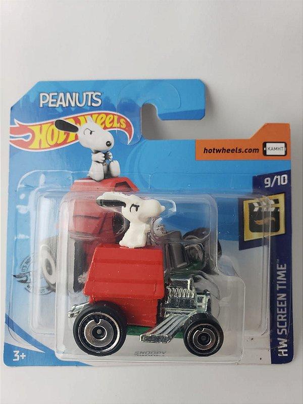 Miniatura Hot Wheels - Snoopy - HW Screen Time