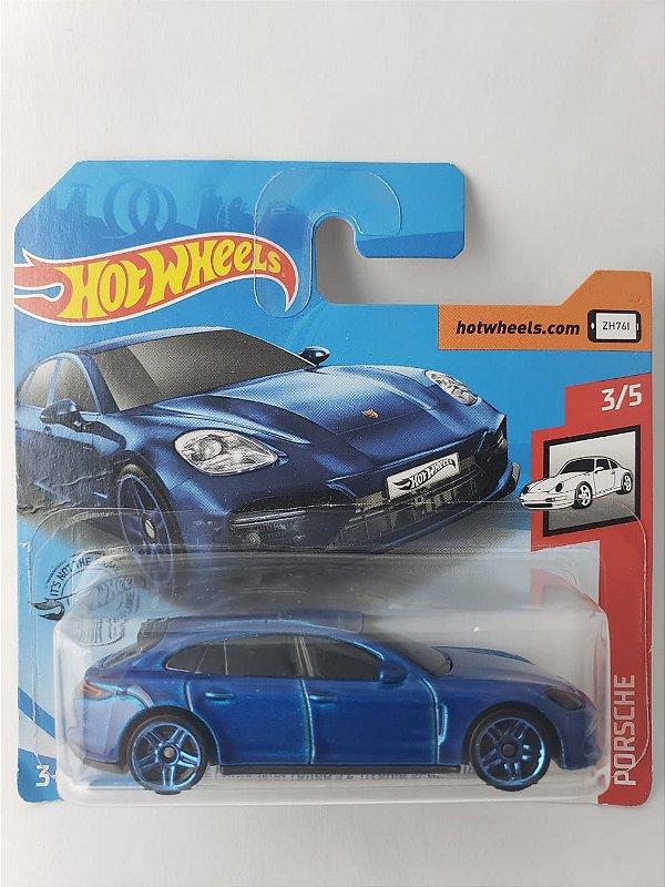 Miniatura Hot Wheels - Porsche Panamera Turbo S E-Hybrid Sport Turismo