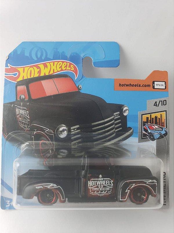 Miniatura Hot Wheels - Chevy 52 - HW Metro