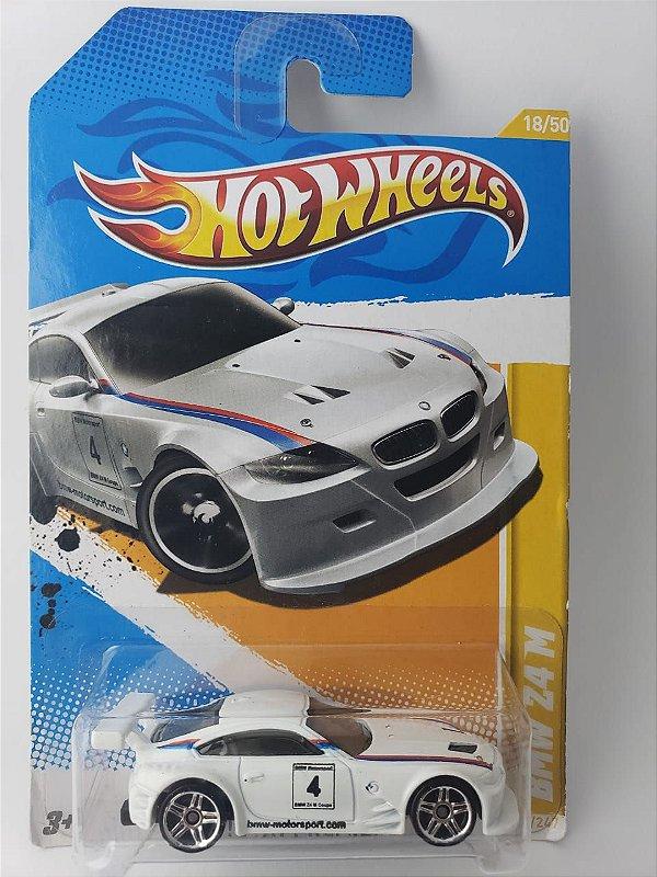 Miniatura Hot Wheels - BMW Z4 M - Nightburnerz