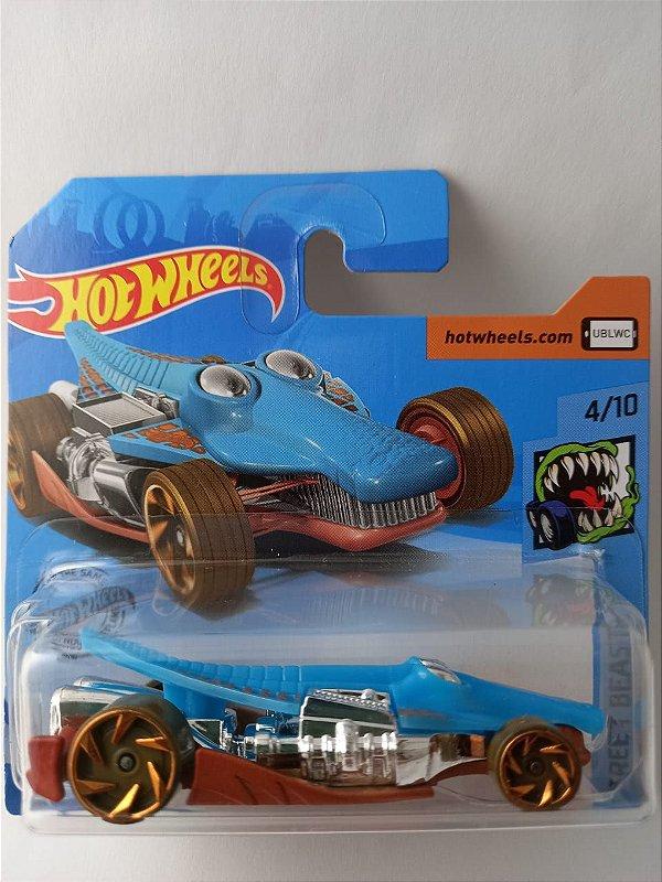 Miniatura Hot Wheels - Croc Rod - Street Beasts