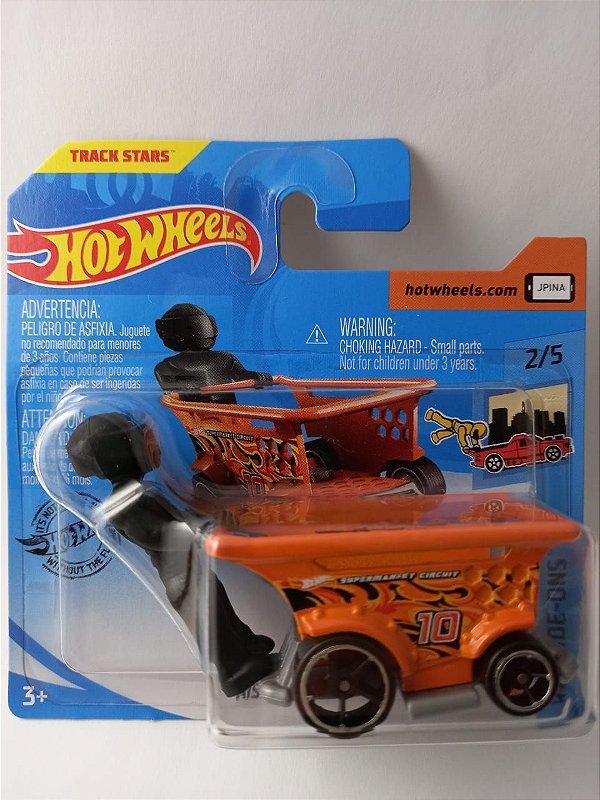 Miniatura Hot Wheels - Aisle Driver - Fast Food