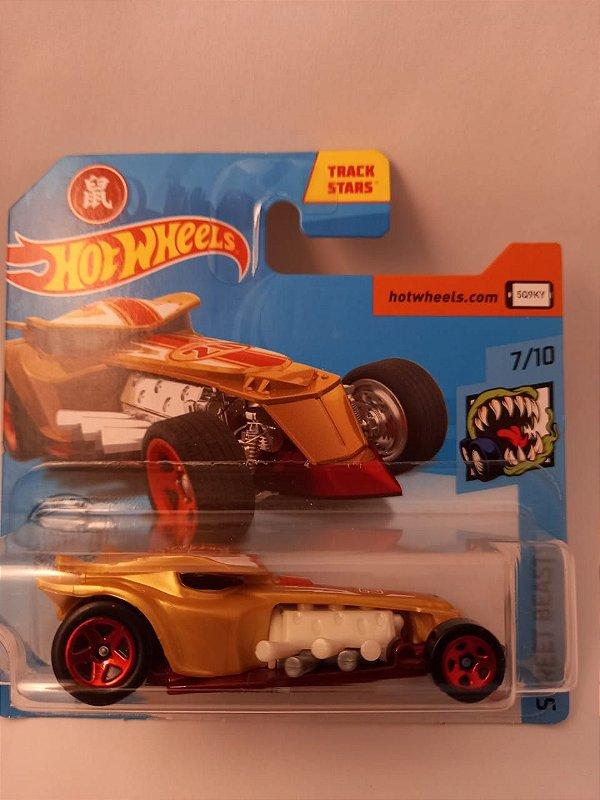 Miniatura Hot Wheels - Ratical Racer - Street Beasts