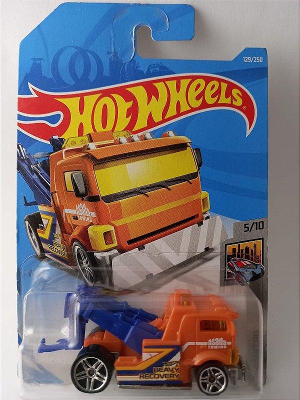 Miniatura Hot Wheels - Caminhão Heavy Hitcher - HW Metro