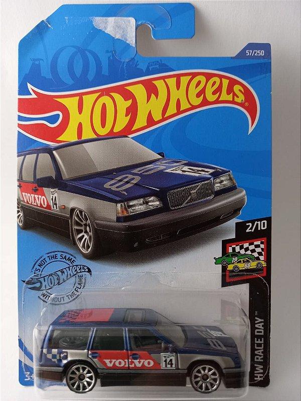 Miniatura Hot Wheels - Volvo 850 Estate - HW Race Day