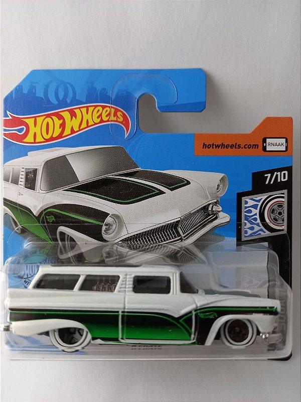 Miniatura Hot Wheels - 8 Crate - Rod Squad