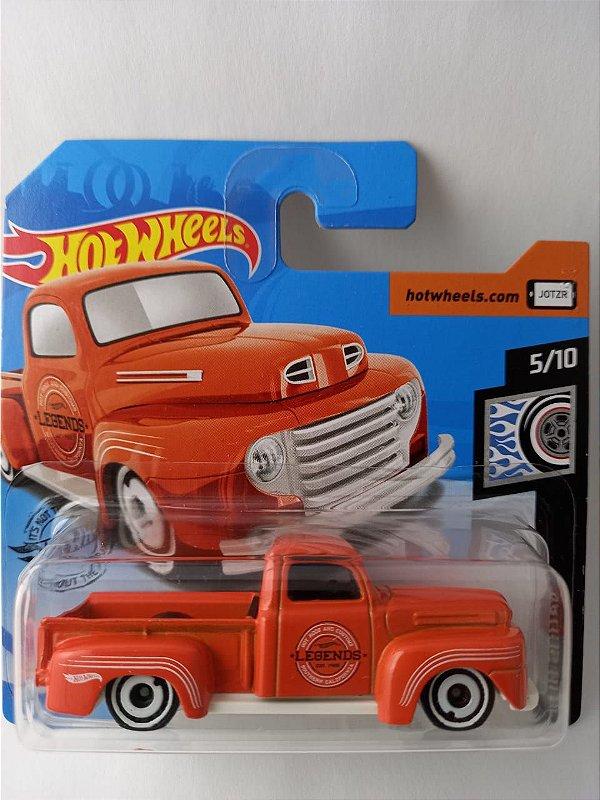 Miniatura Hot Wheels - Ford F1 1949 - Rod Squad