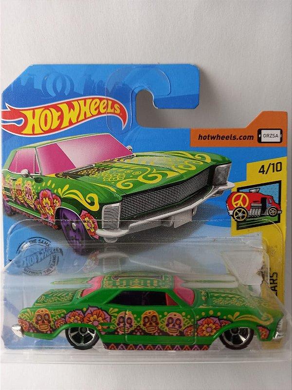 Miniatura Hot Wheels - Buick Riviera 64 - HW Art Cars