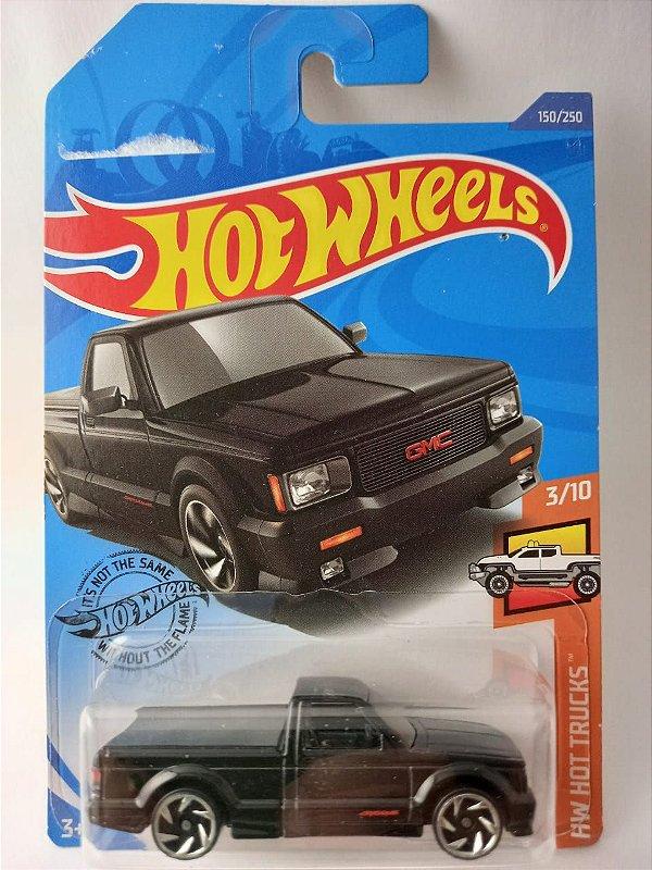 Miniatura Hot Wheels - Pick Up GMC Syclone 91 HW Hot Trucks