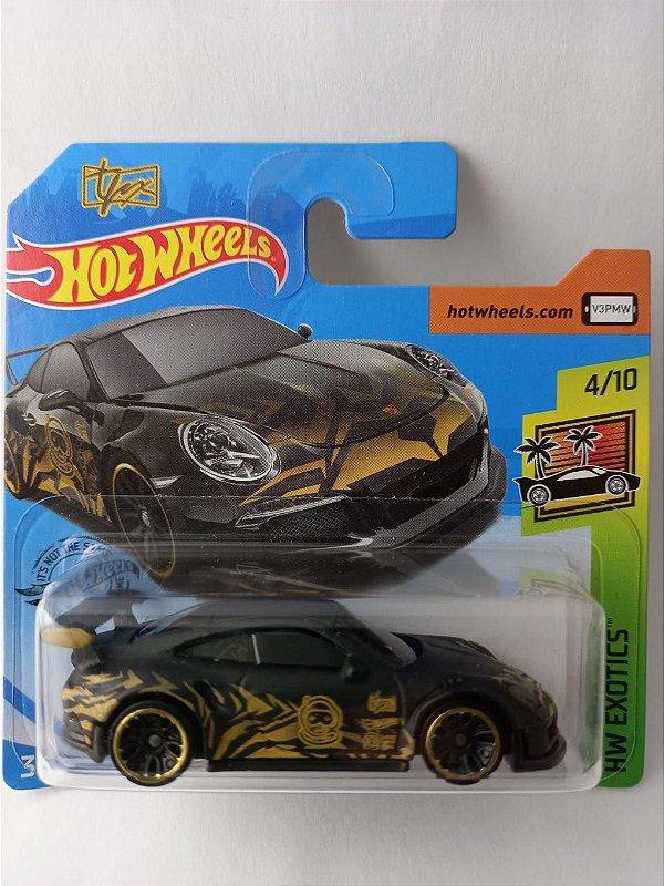 Miniatura Hot Wheels - Porsche 911 GT3 RS - HW Exotics Tfox